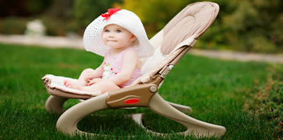 Transat relax pour bébé